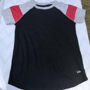 Boys shortsleeve shirt